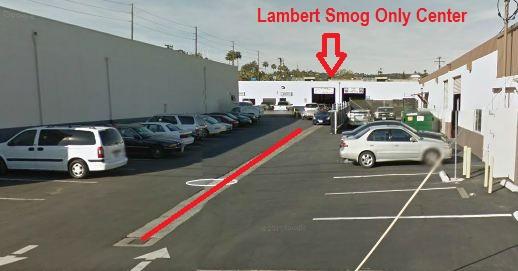 STAR Station - Lambert Smog Location
